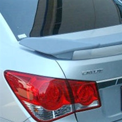 Chevrolet Cruze Sport 2 Post with light Painted Rear Spoiler, 2011, 2012, 2013, 2014, 2015