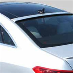 Mercedes E Class Coupe Roofline Painted Rear Spoiler, 2010, 2011, 2012, 2013, 2014, 2015