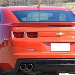 Chevrolet Camaro Z28 Flush Mount Painted Rear Spoiler, 2010, 2011, 2012, 2013