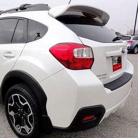 Subaru Xv Crosstrek Painted Rear Spoiler 2013 2014 2015