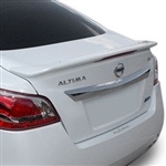 Nissan Altima Sedan Painted Rear Spoiler with Light, 2013, 2014, 2015