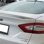 Ford Fusion Painted Rear Spoiler, 2013, 2014, 2015, 2016, 2017