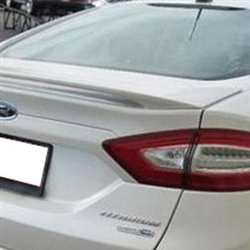 Ford Fusion Painted Rear Spoiler, 2013, 2014, 2015, 2016, 2017, 2018