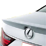 Lexus GS Series Painted Rear Spoiler, 2013, 2014, 2015, 2016