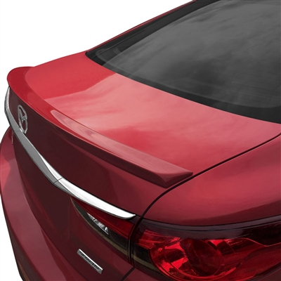 Mazda 6 Painted Rear Spoiler, 2014, 2015, 2016