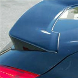 Cadillac XTS Painted Rear Spoiler (Flush mount), 2013, 2014