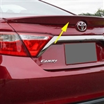 Toyota Camry Lip Mount Painted Rear Spoiler, 2015, 2016, 2017