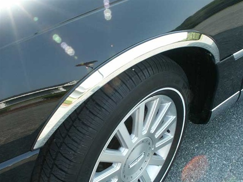 Lincoln Town Car Wheel Well Fender Trim