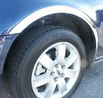 Ford Five Hundred Chrome Wheel Well Fender Trim, 2005, 2006, 2007