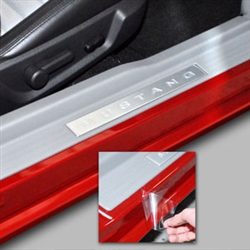 Universal Paint Protection Door Kit for Jaguar | ShopSAR.com
