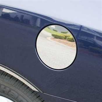 Hyundai Elantra Chrome Fuel Door Cover, 2007 - 2010