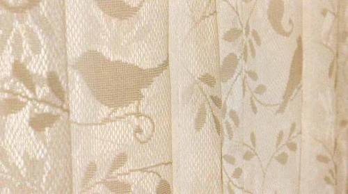 Lace Curtains With Birds - Curtains Design Gallery