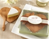 Sweet Heart Shaped Bamboo Cheese Board & Spreader