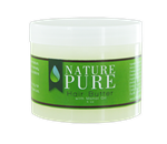 Nature Pure Hair Butter With Monoi Oil 4oz