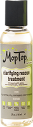 MOPTOP NATURAL clarifying rescue treatment (natural) 2oz