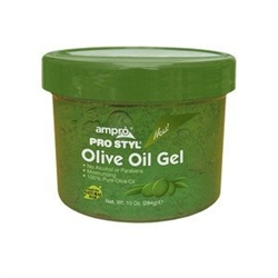 Olive Oil Styling Gel 10oz