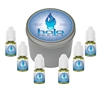 E-Liquid Halo Sample Pack- Tabaco