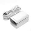 Cargador Poweradd  25W 5V/5A 5 Port