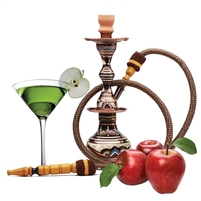 E-Liquid Vaporfi Double Apple Hookah