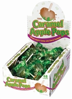 Caramel Apple Pops Suckers