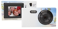 Disposable Digital Camera with Color LCD