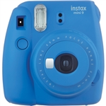 Fujifilm instax mini 9 Instant Film Camera (Cobalt Blue)