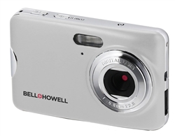BELL+HOWELL® Slim 18.0MP Digital and Video Camera (Silver)