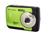 BELL+HOWELL® Splash 12.0MP Underwater Digital & Video Camera (Waterproof to 10 ft.) (Green)
