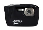 BELL+HOWELL® Splash2 16.0MP / HD Underwater Digital & Video Camera (Waterproof to 10 ft.)-BLACK