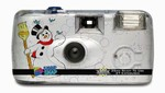 Welcome winter with a colorful, fully custom Snowman logo camera! A crystal clear shell accentuates the full color design.