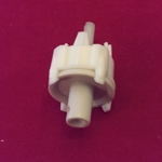 "Gear Box Assy 3:1 for clutch.  Use with shade wide than 72"".  Hunter Douglas"