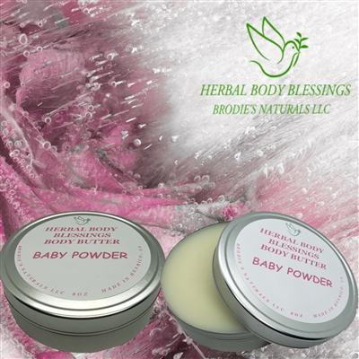 Baby Powder Body Butter