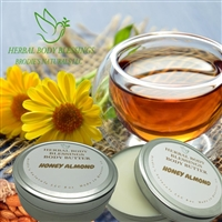 Honey Almond Body Butter