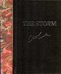 Cussler, Clive & Brown, Graham - Storm, The (Limited, Lettered)