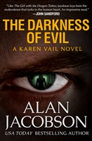 Jacobson, Alan | Darkness of Evil | Signed First Edition Book