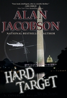 Hard Target by Alan Jacobson | Signed First Edition Book