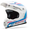 GMAX MX86 Pink Ribbon Riders Off-Road Helmet