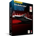 BitDefender Internet Security 2014 1 User 1 Year