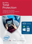 McAfee Total Protection 2016 - Unlimited Device 1 Year (PC/Mac/Android/iOS)