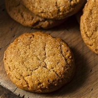 Cookie Jar Ginger Snaps Recipe | Amish Country Cooks in Ohio