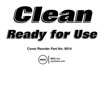 "0614 ""Clean, Ready for Use"" Equipment Cover, 18 x 12 x 37, 150/Roll"