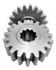 Sportsman Quick Change Gears