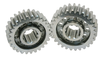 Premium Lightweight MicroPolished Quick Change Gears