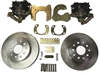Econo Rear Disc Brake Kit with Emergency Brake Calipers