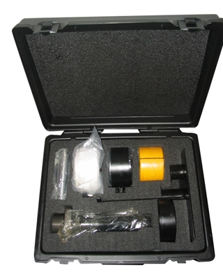 Clamshell Bearing Puller Kit with Storage Case