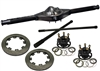 "New GN Floater Housing Kit 62"" Centered 4.75 Hubs with .810 rotors"