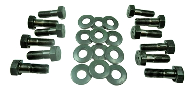 Quick Change Ring Gear and Bolt Kit for Threaded Ring Gear