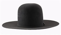 Greeley Hat Works Competitor Gun Metal Grey