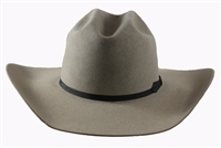 "Competitor Stone Hat J Bow 4 1/4"" Brim"