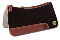 "3/4"" 31X32 Wool Felt Saddle Pad"